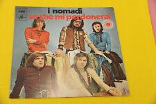 "7"" SOLO COPERTINA SENZA DISCO NOMADI BEAUTIFUL DAY ORIG '60"