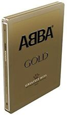 ABBA Gold Greatest Hits 40th Anniversary Edition Steelbook 3 CD Set