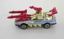 Loose Mb14 '83 Corvette Matchbox Superfast Grey Gold Scarce issue Armoured