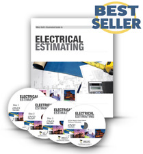 Mike Holt's Electrical Estimating Deluxe DVD Package - 2nd Edition