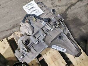 2003-2007 GMC Sierra 1500 Pickup Transfer Case Electric Shift