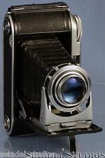 VOIGTLANDER BESSA II COLOR-HELIAR 105MM F3.5 6X9 OUTFIT