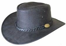Outback Survival Gear - Maverick Crusher Hat - Black Coal