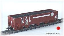 Märklin 45658-02 Hopper Car 40 Fuß der Minniapolis & St. Louis #NEUin OVP#