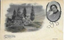 Greetings from Tarrytown [Washington Irving] Westchester County NY Vintage 1908
