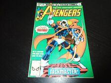 THE AVENGERS #196 Taskmaster Marvel Comics 1980 VF/VF+