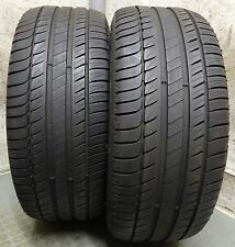 2 x MICHELIN 245/50 R18 100Y 6 - 7 mm Primacy HP RUNFLAT Sommerreifen DOT0814