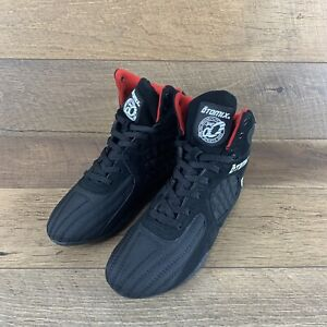 Otomix The Stingray (Black) Bodybuilding Weightlifting MMA Grappling Shoe Size 9