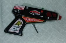 Vintage Lion Sparkling Pistol Metal Toy Gun