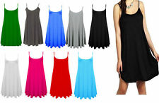 Unbranded Skater Short/Mini Sleeveless Dresses for Women