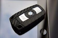 3D Carbon Schwarz Schlüssel BMW E60 E61 E65 E81 E90 E91E92 E93 E83 X3 X5 X1 Z4 4