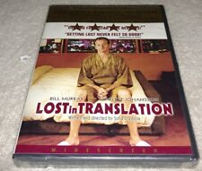 Lost in Translation (Dvd, 2004, Widescreen) Brand New Bill Murray