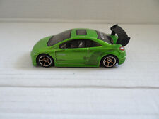 Hot Wheels Cars Vintage Mattel Diecast Character Green Honda Civic Si