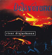 DELIVERANCE - RIVER DISTURBANCE (CD, 1994, BAI) Prog Metal Christian Orig Issue
