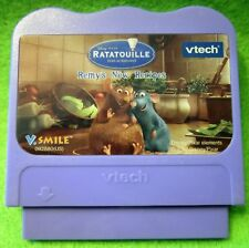 Vtech Vsmile Ratatouille Remy's New Recipes Cartridge Only 52-092880