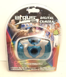 Argus Digital Camera DC1500 Records Photo / Video - New in Pack - Good for Kids