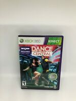 Dance Central Xbox 360 Game Complete and Tested
