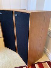 Celestion Ditton 15 XR Vintage Hifi Speakers British Built Audio Monitors