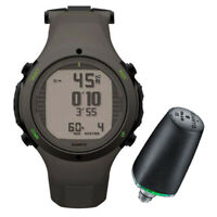 Suunto By Huish D6i Novo with LED Wireless Transmitter  - Stealth