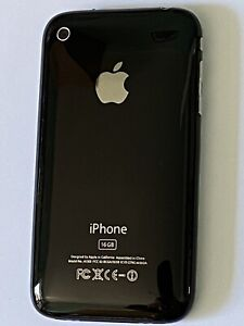 Apple iPhone 3GS, used, for spares/repairs