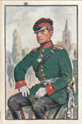Prussia Jäger Gendarmerie 1866 Deutsches Heer Germany Uniform IMAGE CARD 30s