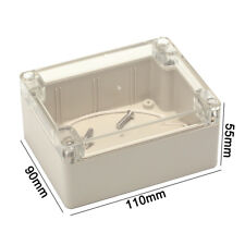 115x90x55 Waterproof Clear Cover Electronic Cable Project Box Enclosure Case C-