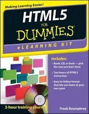 """HTML5 for Dummies by Hilgraves, Rebekkah """