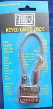 Bellock shotgun lock