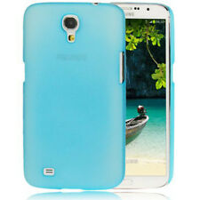 Hardcase Pure Colour für Samsung i9200 Galaxy Mega 6.3 Frosted hell blau Cover