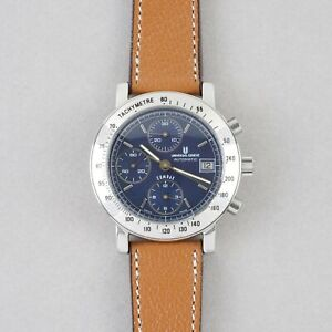 UNIVERSAL GENEVE COMPAX AUTOMATIC CHRONOGRAPH WATCH REF. 898 400 VALJOUX 7750