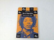 JIMI HENDRIX - OLIVER NUC - PREFACE DE BEN HARPER - LIBRO IN LINGUA - BUONO L3