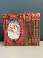 Cardcaptor Master Of The Clow Manga Anime RARE OOP 1-6 Vol Set English