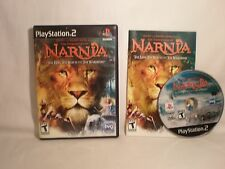 Chronicles of Narnia: The Lion, the Witch, and the Wardrobe (PS2) complete
