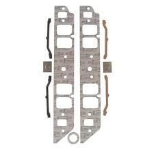 Mr Gasket Intake Manifold Gasket Set 108; Performance Composite for Chevy BBC
