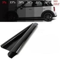 50cmx100cm Black VLT Pro Car Auto Home Glass Window TINT TINTING Film Vinyl Roll