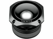 "HERTZ SPL SHOW ST44 1.7"" 100 WATT COMPRESSION BULLET COMPETITION TWEETERS PAIR"