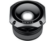 "HERTZ SPL SHOW ST44 1.7"" 100 WATT COMPRESSION BULLET COMPETITION TWEETERS PAIR"