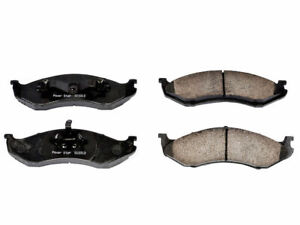 Front Brake Pad Set For 1997-2006 Jeep TJ 1998 1999 2000 2001 2002 2003 Z895TS