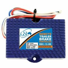 GSL  ELECTRIC TRAILER BRAKE CONTROLLER REMOTE MOUNT - NEW MODEL RBC-12-NG