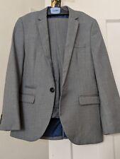 Boys Next Suit Age 12 - Grey