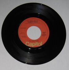 "The Beatles - Canadian 1970s 45 - ""The Ballad Of John And Yoko"" - VG+ orange"