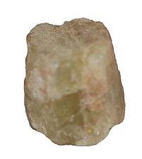 Heliodor/Yellow Beryl Natural Specimen 10gms20mm - Goddess energy #9180