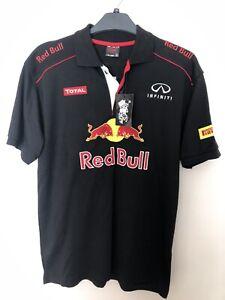Infinity Red Bull F1 Team Racing Shirt *Size XXL Mens (BNWT)