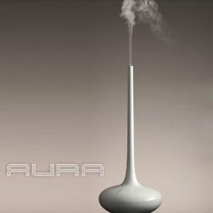 NEW! AURA AROMA DIFFUSER - ULTRASONIC HUMIDIFIER AROMATHERAPY MIST POD - ICHIRIN