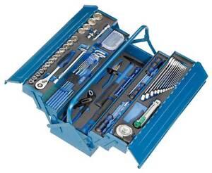 Heyco Werkzeugkiste Werkzeugkasten mit Werkzeug 96-tlg