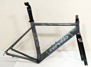 Cervelo S1 Soloist 54cm (54.5 Top Tube) Road / TT / Triathlon Frame Carbon Fork