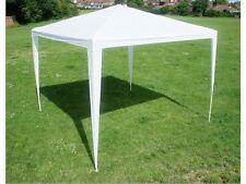 2 x 2m Gazebo WHITE Waterproof Outdoor Garden Marquee Canopy