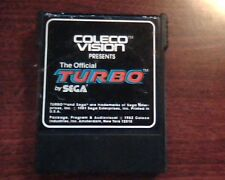 Coleco Vision Turbo by Sega 1982 Game Cartridge
