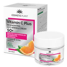 Cosmetic Plant Anti-wrinkle Regenerating Day & Night Cream 50+ Vitamin C plus