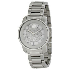 Movado Bold Stainless Steel Ladies Watch 3600254-AU